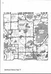 Lake Edwards T135N-R28W, Crow Wing County 1975 Published by Directory Service Company